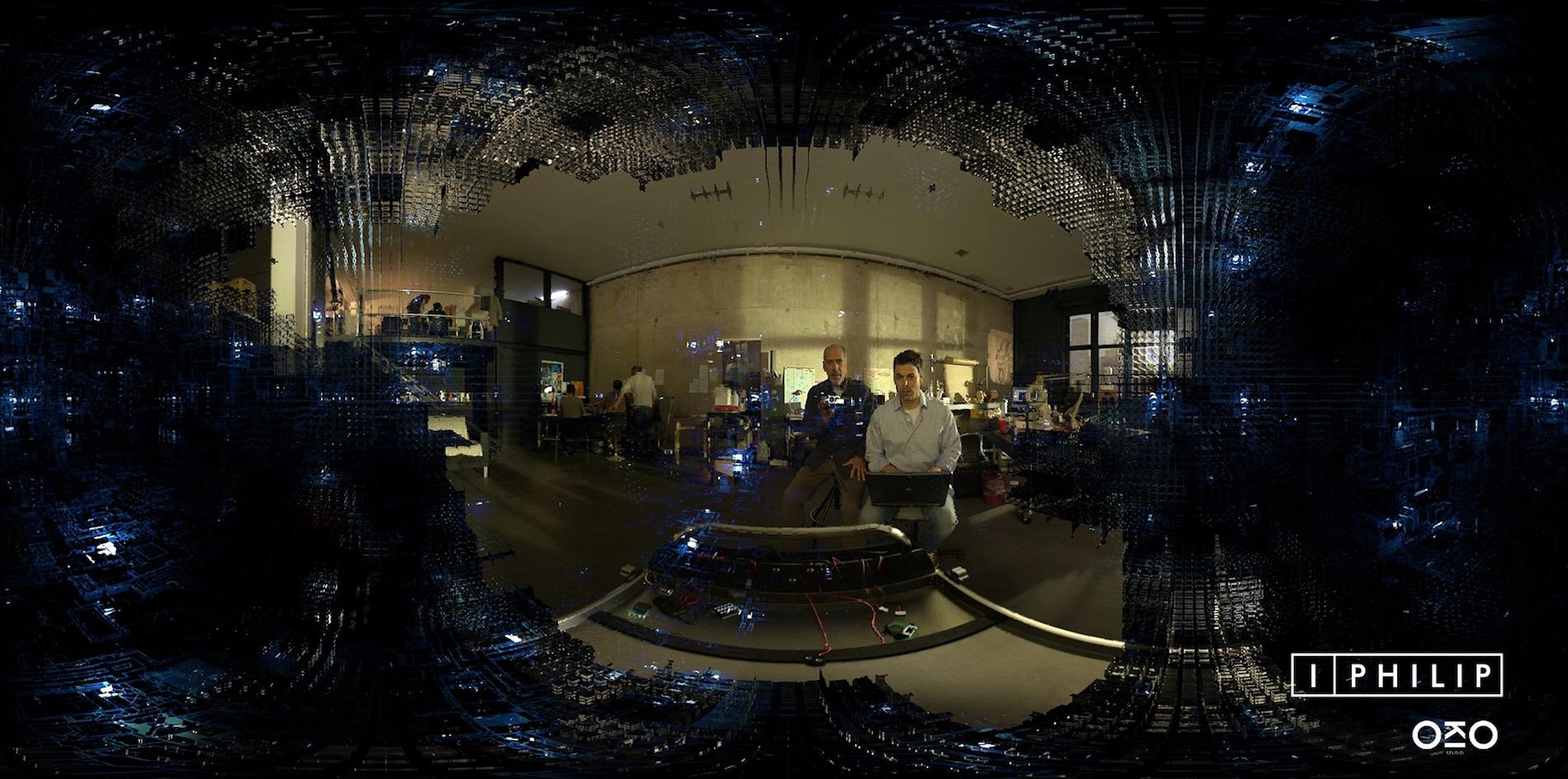 I, Philip - En bref, une bonne exploitation de la Réalité Virtuelle.
